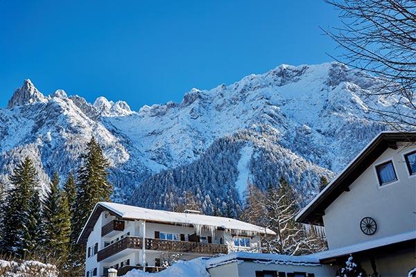 Ferienwohnung Mittenwald Haas